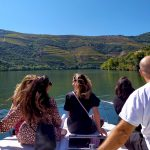 boat trip in douro valley