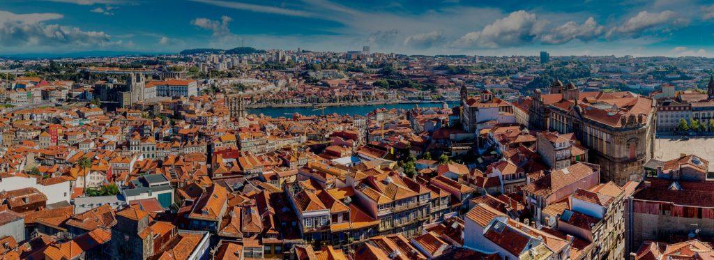 viewpoint porto city landscape