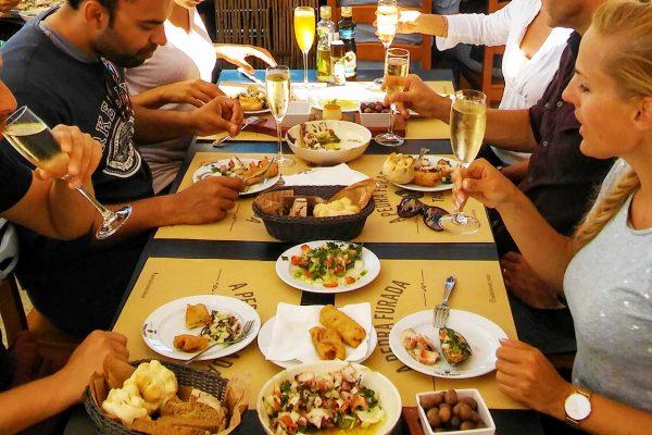 Porto food and wine tastings