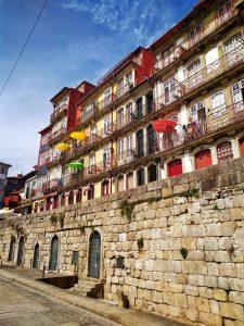 Porto Ribeira - World heritage site by Unesco