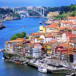 Porto city center