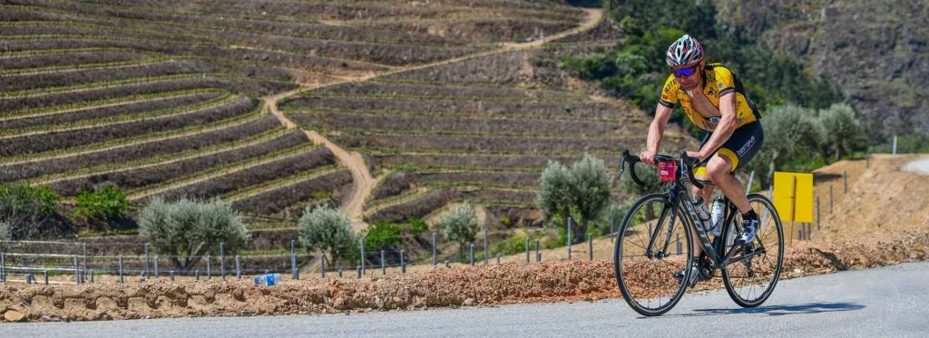 douro valley cycling